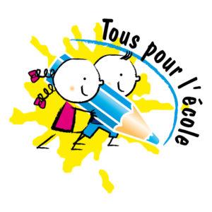 Logo Tous pour l'école